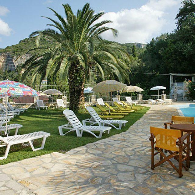 Liapades beach hotel