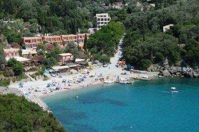 Gefyra beach