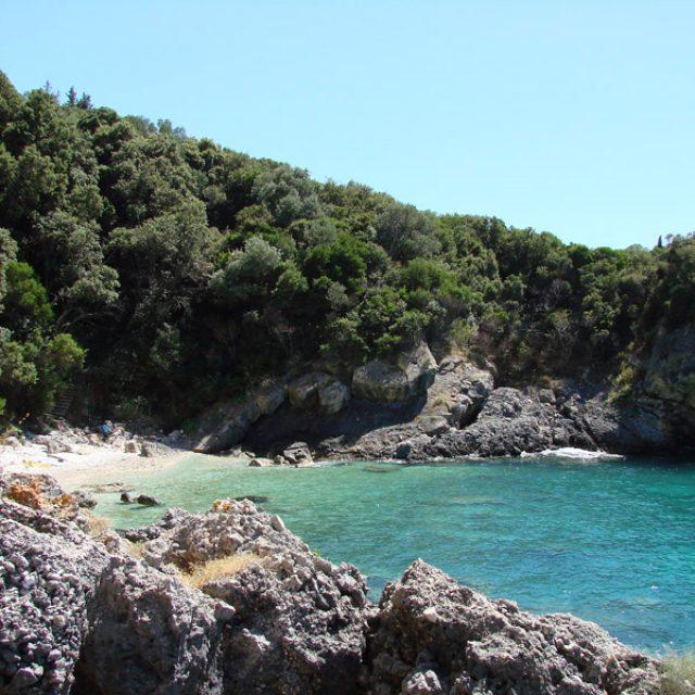 Klimatia beach