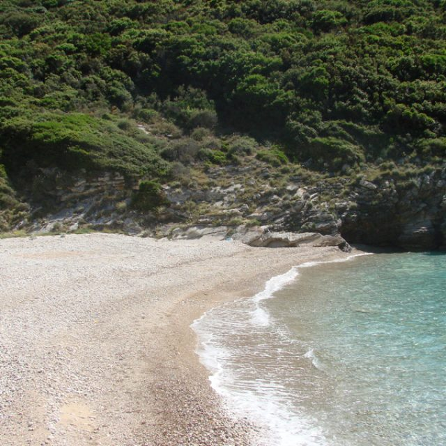 Liniodoros beach
