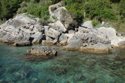 Glyko beach